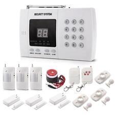 Haus Wireless 99 Zonen Einbruchschutz PIR PSTN Funk Alarmanlage Alarmsystem Neu