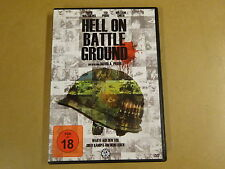 DVD / HELL ON BATTLE GROUND ( FRITZ MATTHEWS, TED PRIOR, WILLIAM SMITH )