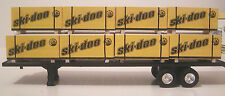 1/64 scale trailer loads  set of 12 shipping included farm toy, ertl, dcp, semi