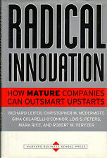 Radical innovation. How mature companies con outsmart upstatarts - ST435
