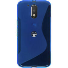 Soft S-Line TPU Gel Silicone Cover Case Skin For Motorola Moto Mobile Phones