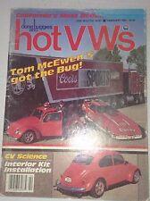 Dune Buggies And Hot VWs Magazine Tom McEwen February 1985 042117nonrh