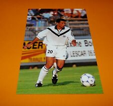 BATTLES FC GIRONDINS BORDEAUX PHOTO UNFP FOOT 2000 FOOTBALL 1999-2000 PANINI