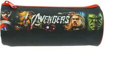 MARVEL AVENGERS AGE OF ULTRON CANVAS PENCIL CASE IRON MAN, HULK, THOR