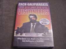 SEALED Visioneers DVD Zach Galifianakis HANGOVER Judy Greer BASKETS The Strain !