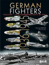 2014-01-19, German Fighters: 1936-1945 - Volume 1, Breffort, Dominique, Very Goo