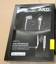 AKG K375 High Performance In-ear Headphones for iOS Devices BNIB *RRP £82.00GBP*