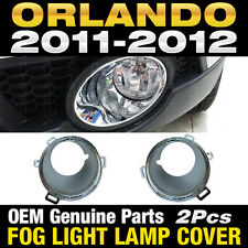 OEM Genuine Parts Fog Light Lamp Cover 2Pcs For CHEVROLET 2010-2016 Orlando