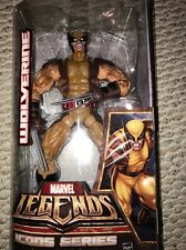 Marvel Legends Icons - Wolverine X-Men - Brown Suit---New In Box...12in Figures