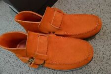 VINTAGE SOLD OUT Camper Together To&ether Willhelm Red Suede Boots EU 39 - US 9