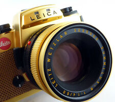 LEICA R4 GOLD + SUMMILUX R 50 F1.4