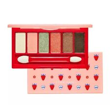 Etude House [Berry Delicious] Fantastic Color Eyes#7Strawberry Mojito