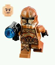 LEGO STAR WARS MINIFIGURE GEONOSIS CLONE TROOPER MODEL 1 FROM SET 75089 NEW