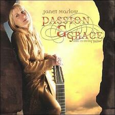 Passion & Grace 2003 by Marlow, Janet; guitar, solo 10-string; Barrios, Bach, Be