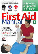 First Aid Manual St John Ambulance - Revised 8th Edition