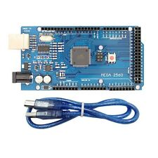 ATmega2560-16AU CH340G MEGA 2560 R3 Board With USB Cable Compatible to Arduino