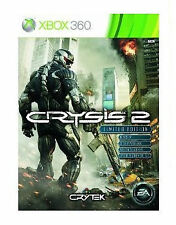Crysis 2-limited edition (Microsoft Xbox 360, 2011)