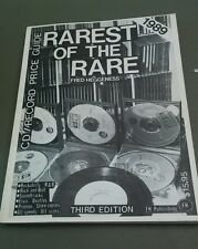 Rarest of the Rare by Fred Heggeness Cd/Record Price Guide 1989