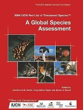 A 2004 IUCN Red list of threatened species: A Global Species Assessment (Occasio