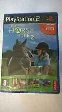 PS2 SEALED SONY PLAYSTATION 2 MY HORSE & ME 2