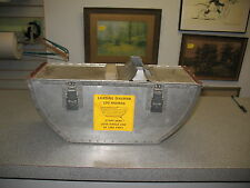 Rare Post Vietnam Aircraft Ammo Can For 100 Round Belted 20mm/30mm Ammuntion