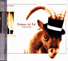 FULANOS DE TAL-FULANEANDO CD ALBUM SPAIN
