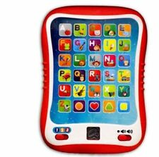 LCD Screen Animations, LED Light, Toddler Child Learning Tablet, I-Fun Pad