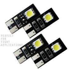Xenon White T10 2-SMD Error Free Canbus Mercedes LED Parking Lights (4 Pieces)