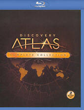 Discovery Atlas: Complete Collection  (DVD, 2009, 3-Disc Set)