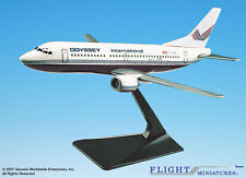 Flight Miniatures Odyssey International Airlines Boeing 737-300 1:200 Scale New