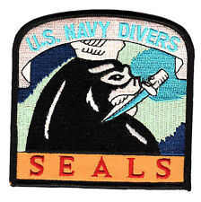 Abyss Navy Seals Patch - Uniform Aufnäher