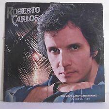 """33T Roberto CARLOS Disque LP 12"""" MEU QUERIDO MEU VEHO MEU AMIGO - CBS 84264 RARE"""