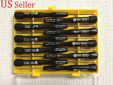 Macbook Air, Macbook Pro Repair Tool Kit w/ 1.5mm Pentalobe Screwdriver (10pc)