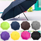 Portable Waterproof Compact Folding Umbrella Tri-folded Extension Umbrella