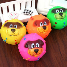 Funny Pet Dog Giggle Ball Training Chew Sound Activity Squeaky Toy Hot Sale
