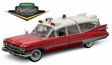 GREENLIGHT 1:18 PRECISION COLLECTION - 1959 CADILLAC AMBULANCE PC-18001 LIMITED
