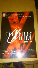 THE X-FILES LE FILM. Combattre le futur - E. Hand