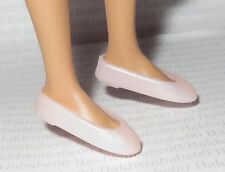 SHOES ~ MATTEL BARBIE DOLL PINK PEARL SOUND OF MUSIC MARIA FLAT SKIPPER SHOES