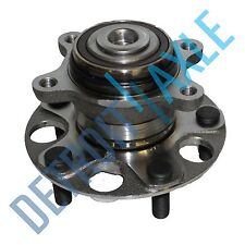New REAR 06-11 Honda Civic Non Si Except Hybrid ABS Complete Wheel Hub & Bearing