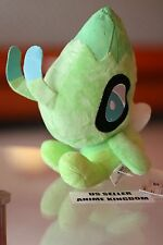 "USA Seller Pokemon 9"" Celebi Kids Toy Soft Plush Stuffed Doll Animal W/ Tag"