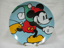 Brenda White Walt Disney Classics Collection Plate Mickey Mouse