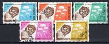 Congo (Zaïre) - 1965 5 years independence  - Mi. 235-39 FU