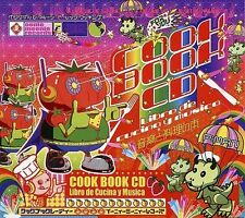 Cook Book CD: Libro de Cucina y Musica [Digipak] by Various Artists (CD,...