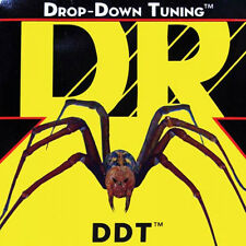 DR DDT 10/60 Electric Guitar Strings drop down tuning