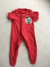Baby Girls Clothes Newborn - Cute Disney Baby Grow Sleepsuit