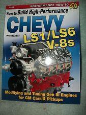 SA86 BOOK LS1 LS6 GEN 3 111 HIGH PERFORMANCE TRUCKS SMALL BLOCK CHEVY SBC IMCA