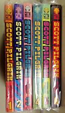 Scott Pilgrim Vol. 1-6 by Bryan Lee O'Malley 2004 FIRST EDITIONS COLLECTORS