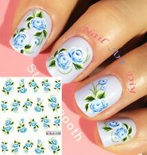 20 Nail Art Water Transfer Stickers(#BLE1438)-Decals-Adesivi Unghie- MANICURE!!!