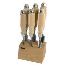 Narex Stechbeitel Set 6-tlg im Holzständer