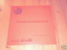 MUSIC OF STANLEY BLACK DE WOLFE LIBRARY LP 1966 MONTY PYTHON AND THE HOLY GRAIL